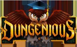 Dungenious logo